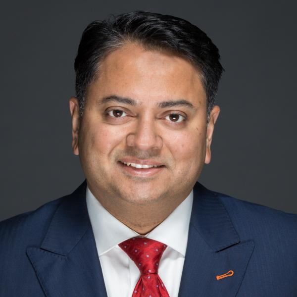 ​Sumant Ramachandra, M.D., Ph.D., Senior Vice President, Chief Science and Technology Officer
